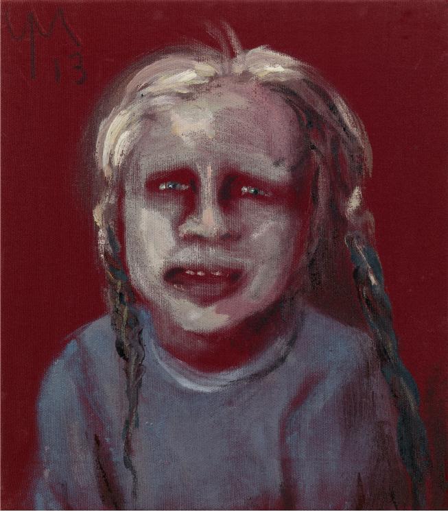 Blonde Angel - Gregoire Müller